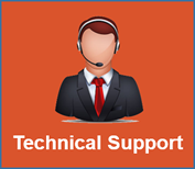 Computer Technical Support, Server Support 24/7